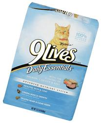 9 Lives Daily Essentials, 13.3-Pound Bag