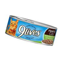 9 Lives Tender Slices with Real Chicken in Gravy Cat Food, 5