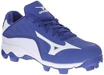 Mizuno 9 Spike ADV YTH FRHSE 8 RY-WH Youth Molded Cleat ,
