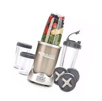 Nutribullet Pro 900- Magic Bullet 9 Piece Set- NB9-09SAM