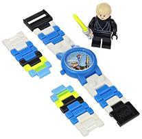 LEGO Kids' 9002892 Star Wars Luke Skywalker Watch with Link
