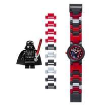 LEGO Quartz Plastic Watch, Color:Black