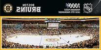 Masterpieces 91460 Nhl Boston Bruins Puzzle - 1000 Piece