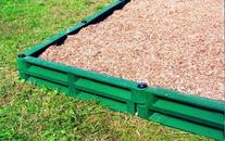 Kidstuff Playsystems 9251 Stake for Plastic Border Timber
