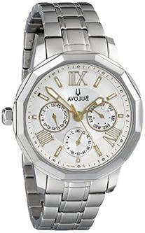 Bulova Women's 96N103 Sport Casual Bracelet Watch