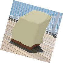 LB International 97502 Vinyl Four Stacked Chairs Patio Cover
