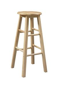 29-Inch Barstool With Round Seat