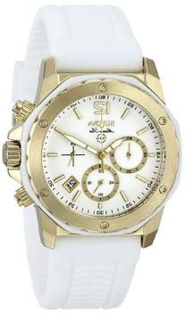 Bulova Women's 98M117 Gold-Tone Stainless Steel Watch with