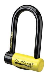 Kryptonite 997986 18mm New York Fahgettaboudit U-Lock, Black