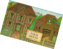 A Victorian Farm House: Pop Up and Tie Back