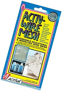 ACTIVA Activ-Wire Mesh - 12 by 24 Inch Sheet