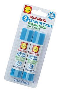 ALEX Toys Artist Studio 2 Glue Sticks