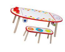 ALEX Toys Artist Studio Super Art Table Rainbow Dots