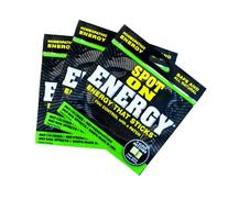 ALL NATURAL Spot On Energy® - 36 Pouches  5 Hour Energy