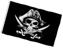 Anley |Fly Breeze| 3x5 Foot Dead Man's Chest Flag - Vivid