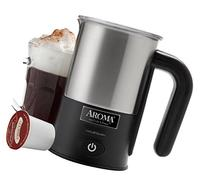 AROMA Stainless Steel Milk Frother - 2 cup by Aroma