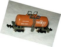 ATLAS N Gauge / Scale: 3235-2.00 Beercan Tank Penn Salt Car