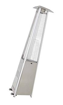 AZ Patio Heaters HLDS01-CGTSS Commercial Stainless Steel