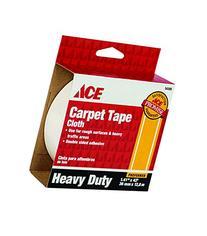 Ace 1-1/2 in. W x 42 ft. L Carpet Tape White