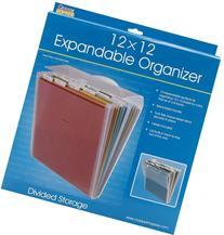 Advantus Cropper Hopper Expandable Paper Organizer, Frost,
