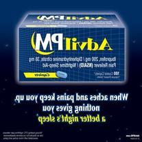 Advil PM Caplets - 180 ct