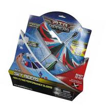 Air Rippers High Flying Stunt Glider Plane Blue/Red Toy