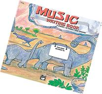 Alfred's Basic Music Writing Book: Wide Lines