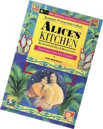 Alice's Kitchen; Traditional Lebanese Cooking