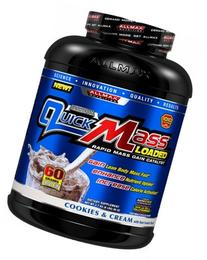 Allmax Nutrition QUICKMASS LOADED - Cookies Cream