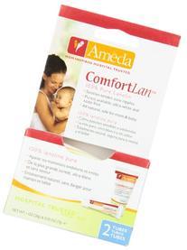 Ameda ComfortLan 100% Pure Lanolin Soothes tender sore