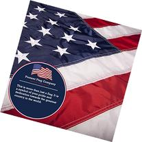 American Flag By Pioneer Flag Company. DuPont Nylon With