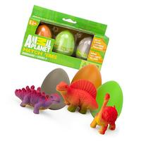 Animal Planet Grow Eggs- Dinosaur- Hatch and Grow Three
