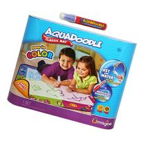 Aquadoodle - Draw N Doodle - Classic Mat with BONUS Pen and