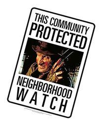 Aquarius Group Nightmare on Elm St Freddy Neighborhood Watch