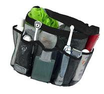 Attmu Mesh Shower Tote Caddy, Quick Dry Shower Tote Bag,