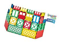 Award Winning Shape Mags 48 piece FENCE set including 5
