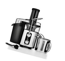 BELLA 5-SPEED Centrifugal Elite Stainless Steel Juicer, 1000