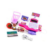 Babrit Grown Pretend Play Electronic Cash Register Toy