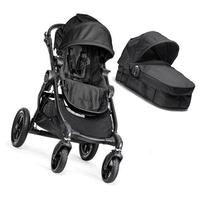 Baby Jogger - City Select Stroller with Bassinet - Black