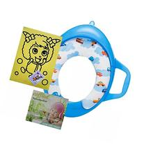 Baby Kids Children Soft Potty Seat Chair Toilet Pedestal Pan