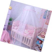 Baby Mosquito Net Toddler Bed Crib Canopy Netting Mosquito