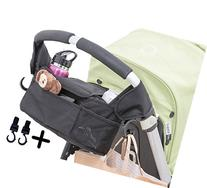 Universal Baby Stroller Organizer with Cup Holder and Two
