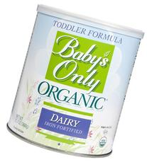 Baby's Only Dairy Toddler Formula - Powder - 12.7 oz