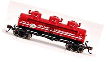 Bachmann Industries 3-Dome Tank Car