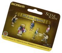 Bachmann Industries Miniature HO Scale Strolling People
