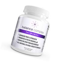 Balance Complex Vaginal Health Dietary Supplement, 60