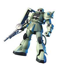 "Bandai Hobby HGUC 1/144 #40 ZAKU II ""Mobile Suit Gundam"""