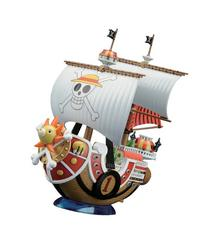 "Bandai Hobby Thousand Sunny Model Ship ""One Piece"" - Grand"