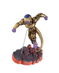 Banpresto Dragon Ball Z 3.1-Inch Golden Frieza Figure,