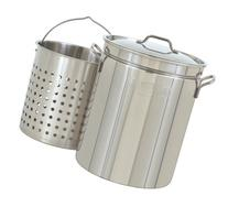 Bayou Classic 1144 44-Quart All Purpose Stainless Steel